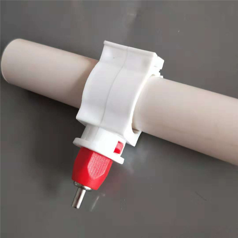 Chicken Nipple Drinker With Clamp for Poultry Water System PH-22