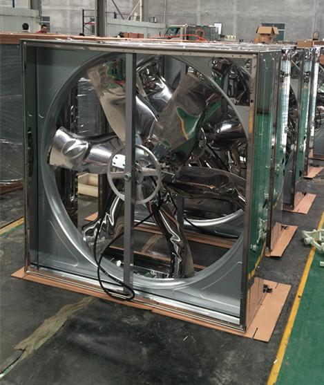 Centrifugal Type Exhaust Fan/Ventilation Fan (Push Pull Fan)