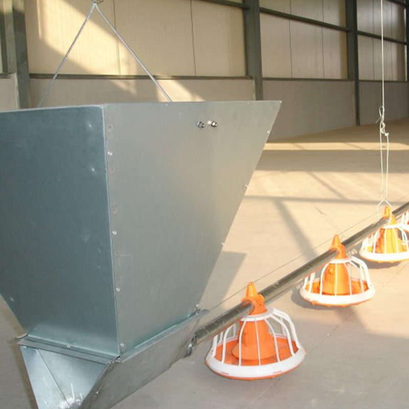 Poultry Feeder Pan