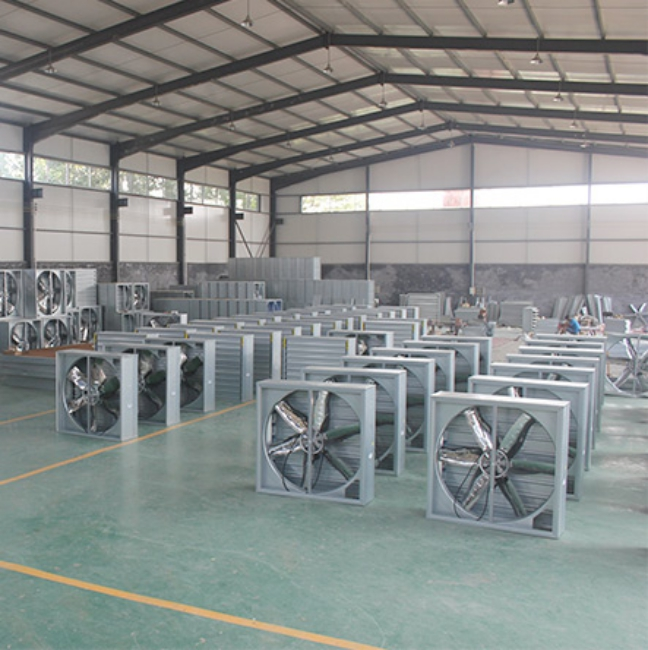Centrifugal Type Ventilation Fan