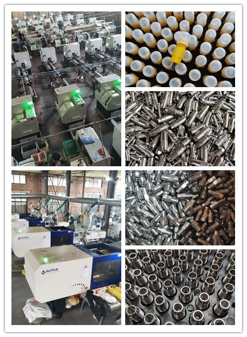 Automatic Chicken Feeder and Drinker System Production Capacity Display
