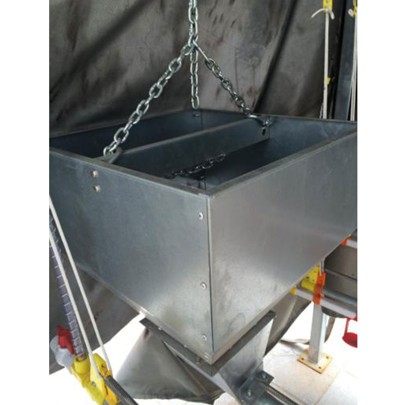 Pan Feed System