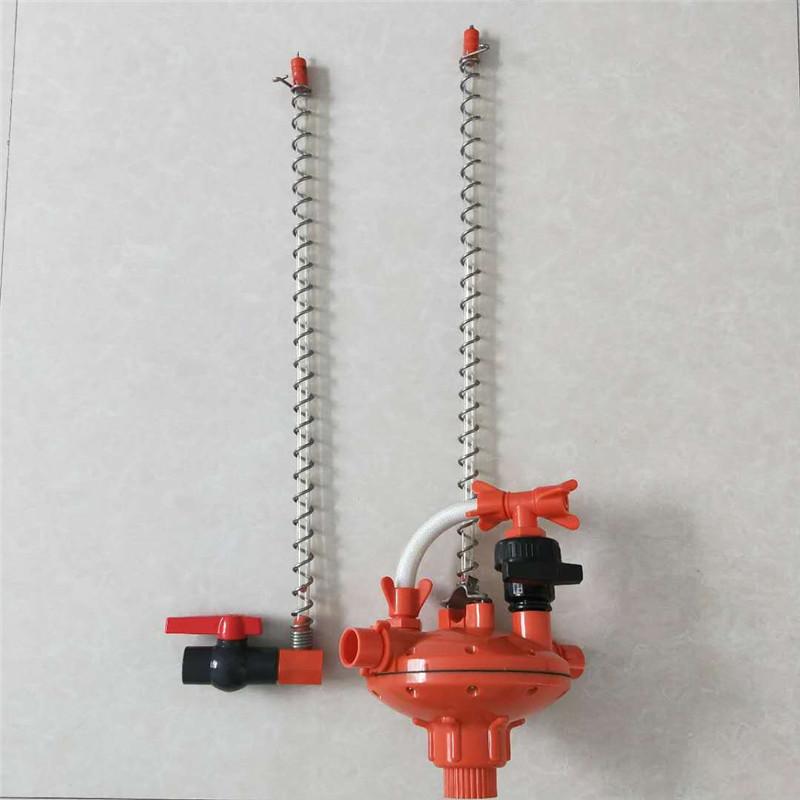 Water Pressure Regulator And End Kit PH-89